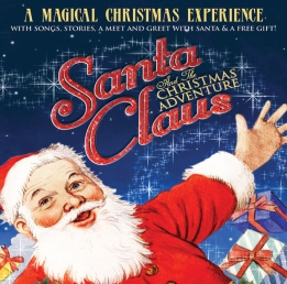 Santa Claus and the Christmas Adventure at The Woodville in Gravesend